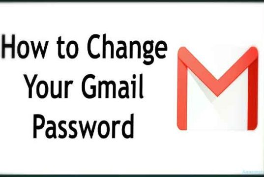 change-gmail-password